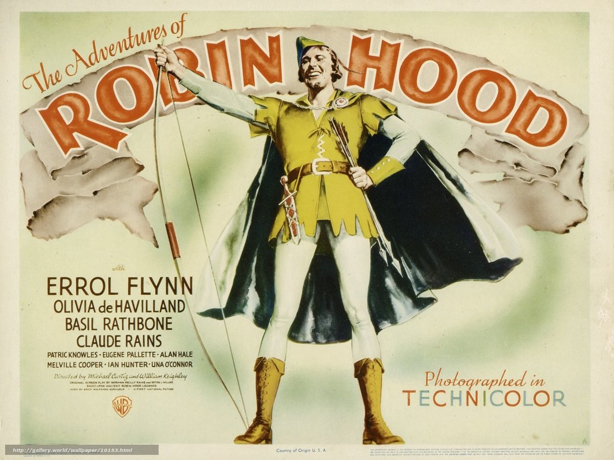 the adventures of robin hood movie download