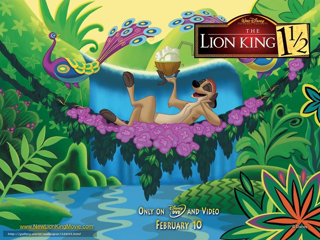 король лев 3 скачать торрент