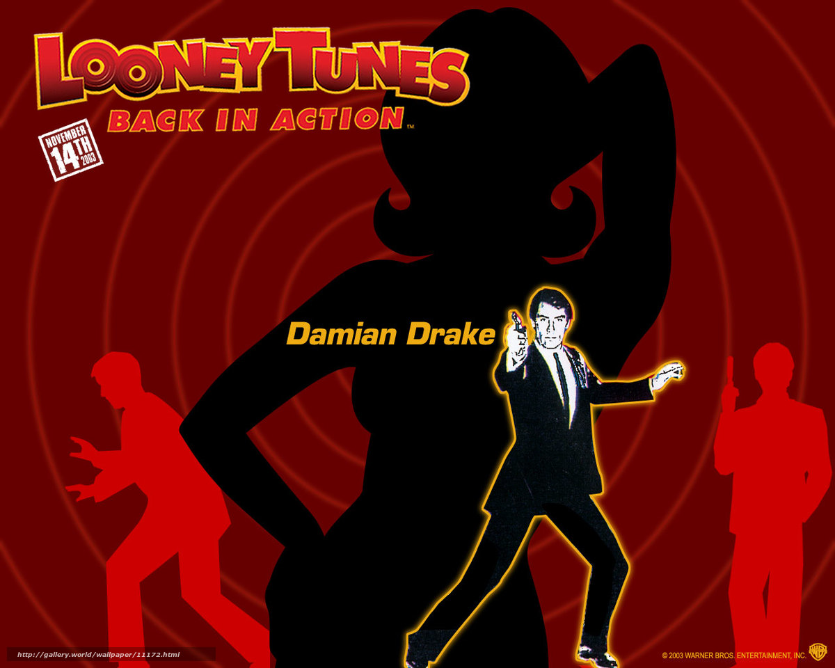 looney tunes back in action 2003 download