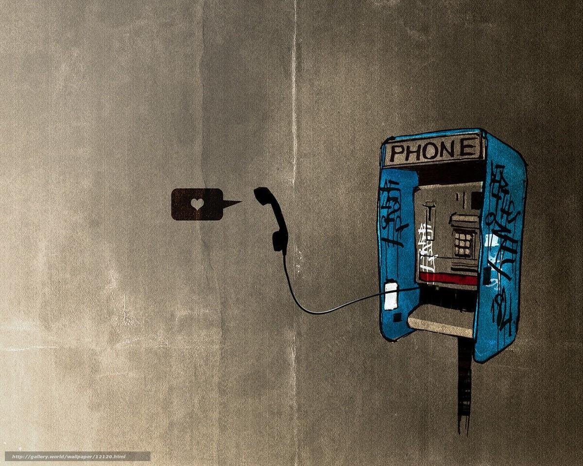 Скачать обои телефон,  трубка,  текстура бесплатно для рабочего стола в разрешении 1280x1024 — картинка №12120