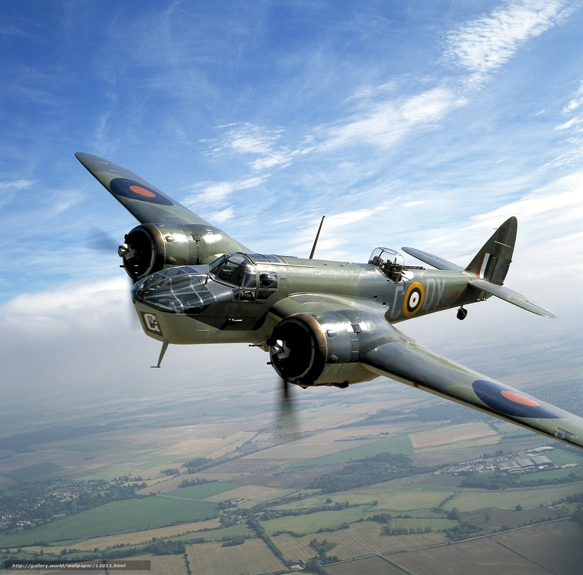 Скачать обои самолет,  высота,  полёт бесплатно для рабочего стола в разрешении 1517x1496 — картинка №13011