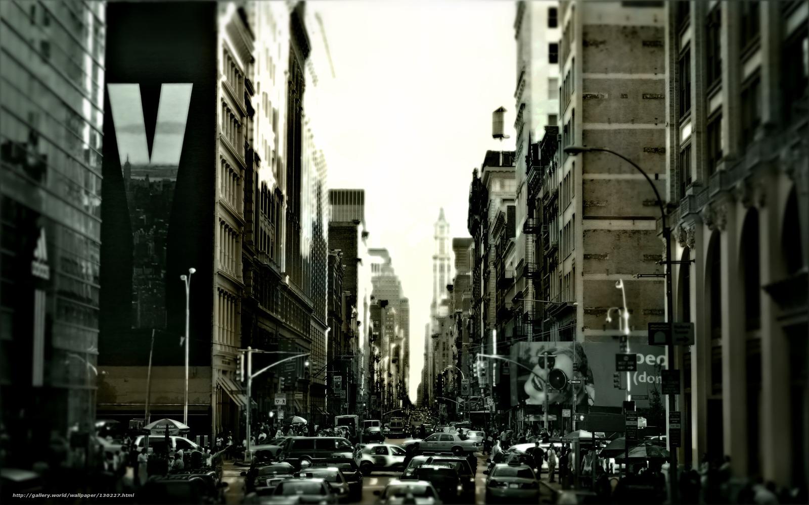 tlcharger fond d 39 ecran new york ville photo noir et blanc fonds d 39 ecran gratuits pour votre. Black Bedroom Furniture Sets. Home Design Ideas