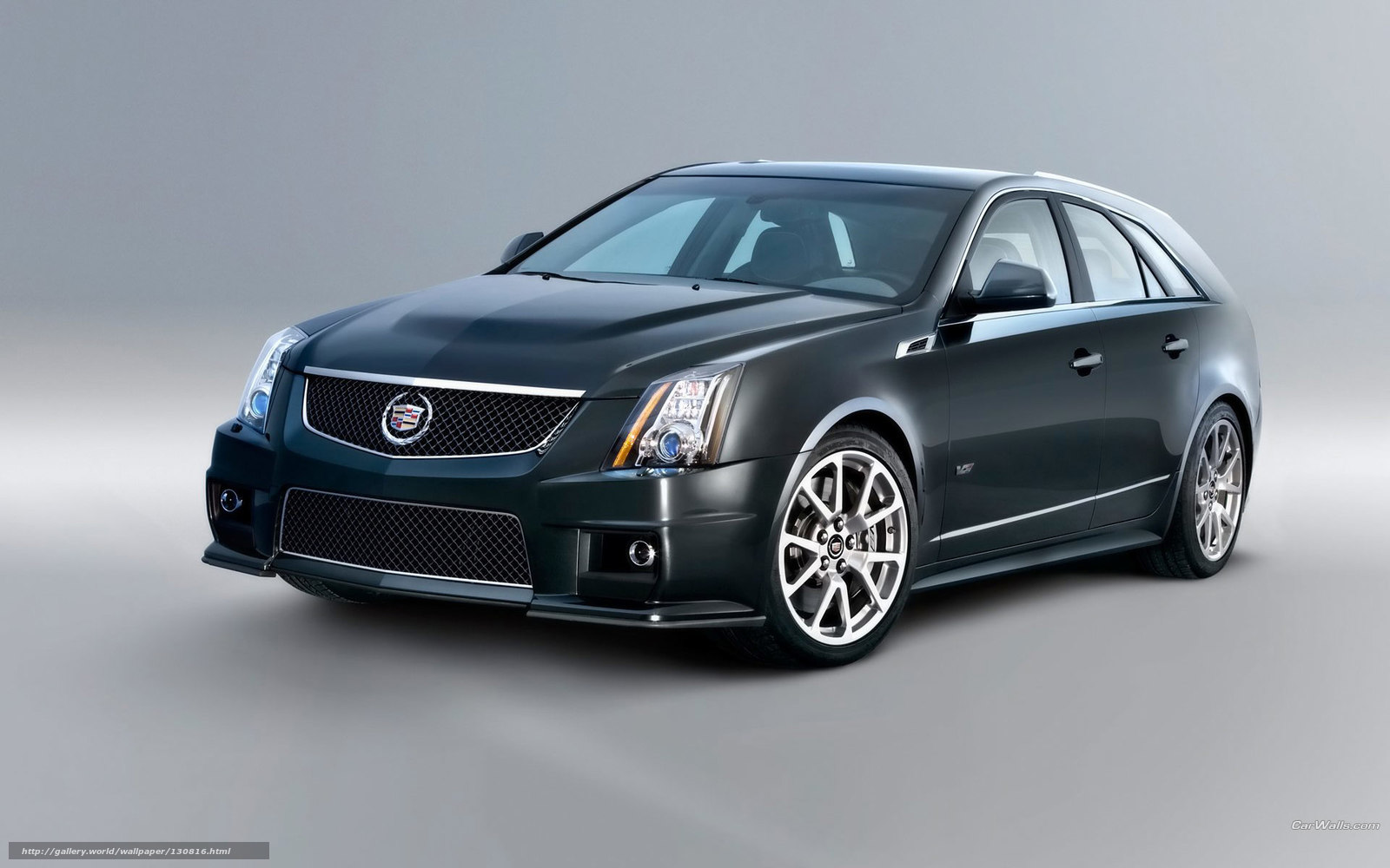 Download wallpaper Cadillac,  CTS,  Car,  machinery free desktop wallpaper in the resolution 1920x1200 — picture №130816