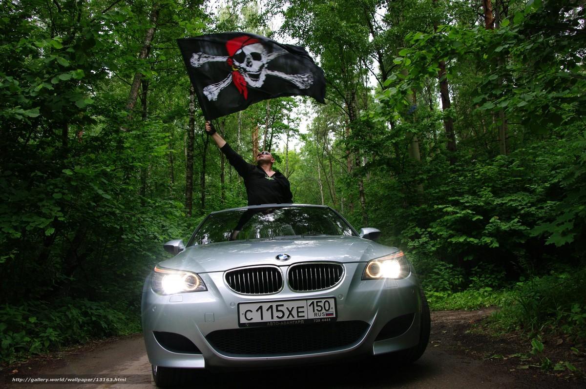 scaricare gli sfondi Pirati,  bandiera Sfondi gratis per la risoluzione del desktop 3008x2000 — immagine №13163
