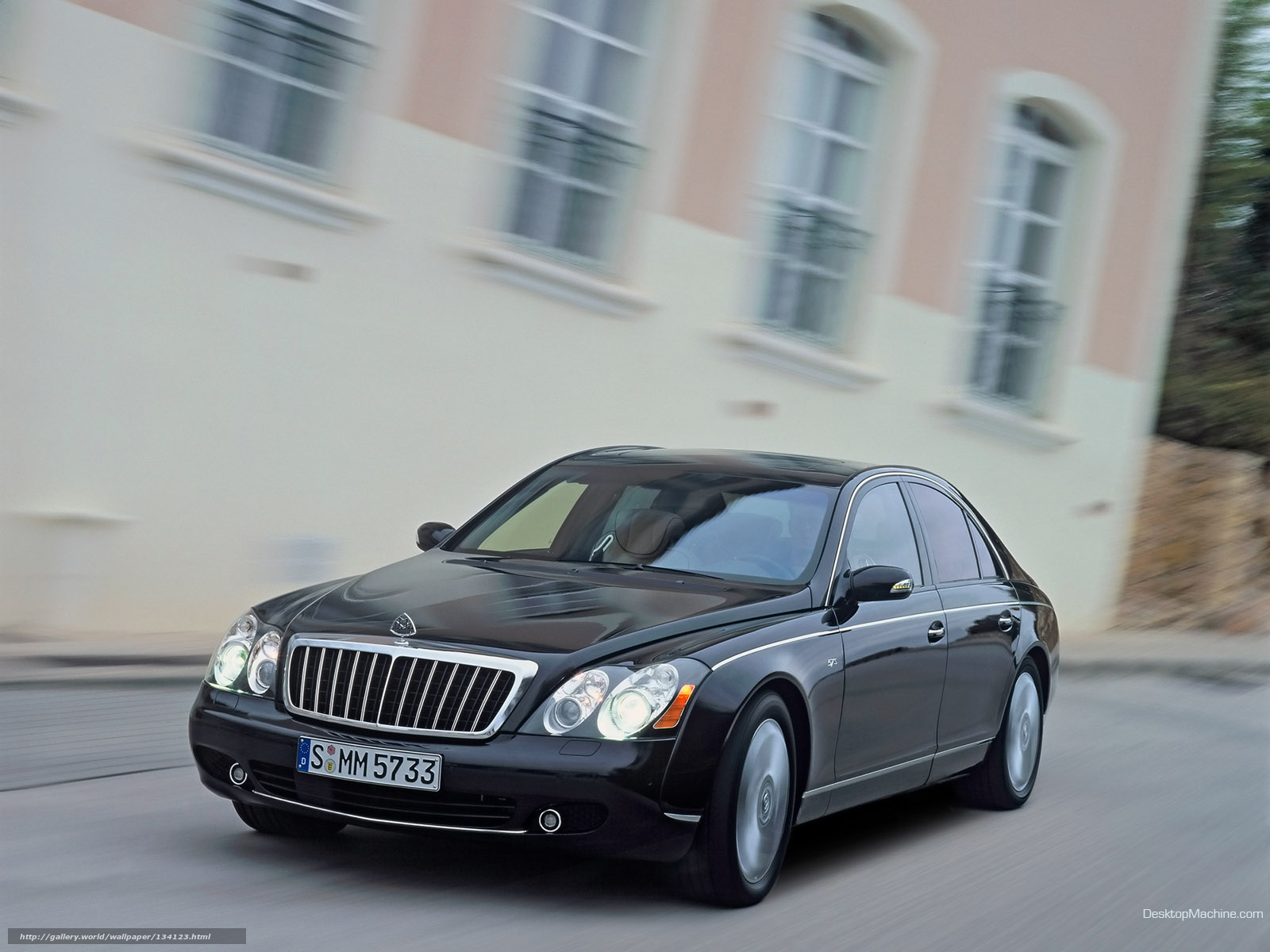 Download wallpaper Maybach,  Type 57,  Car,  machinery free desktop wallpaper in the resolution 1600x1200 — picture №134123