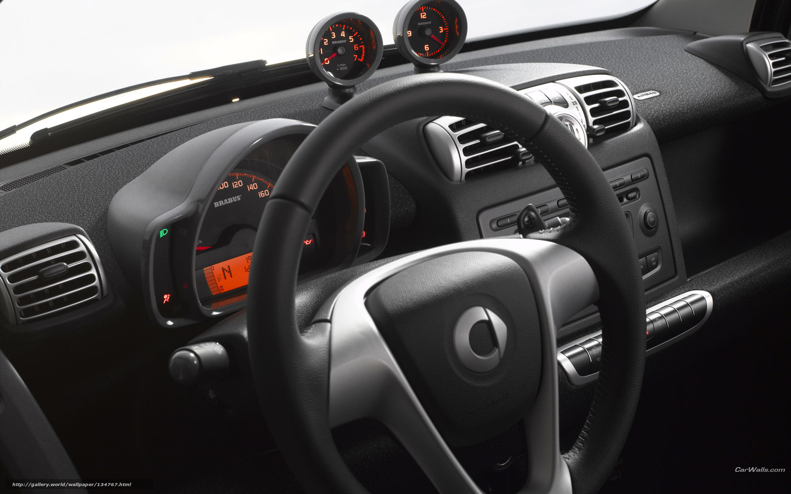 Скачать обои Smart,  Fortwo,  авто,  машины бесплатно для рабочего стола в разрешении 1920x1200 — картинка №134767