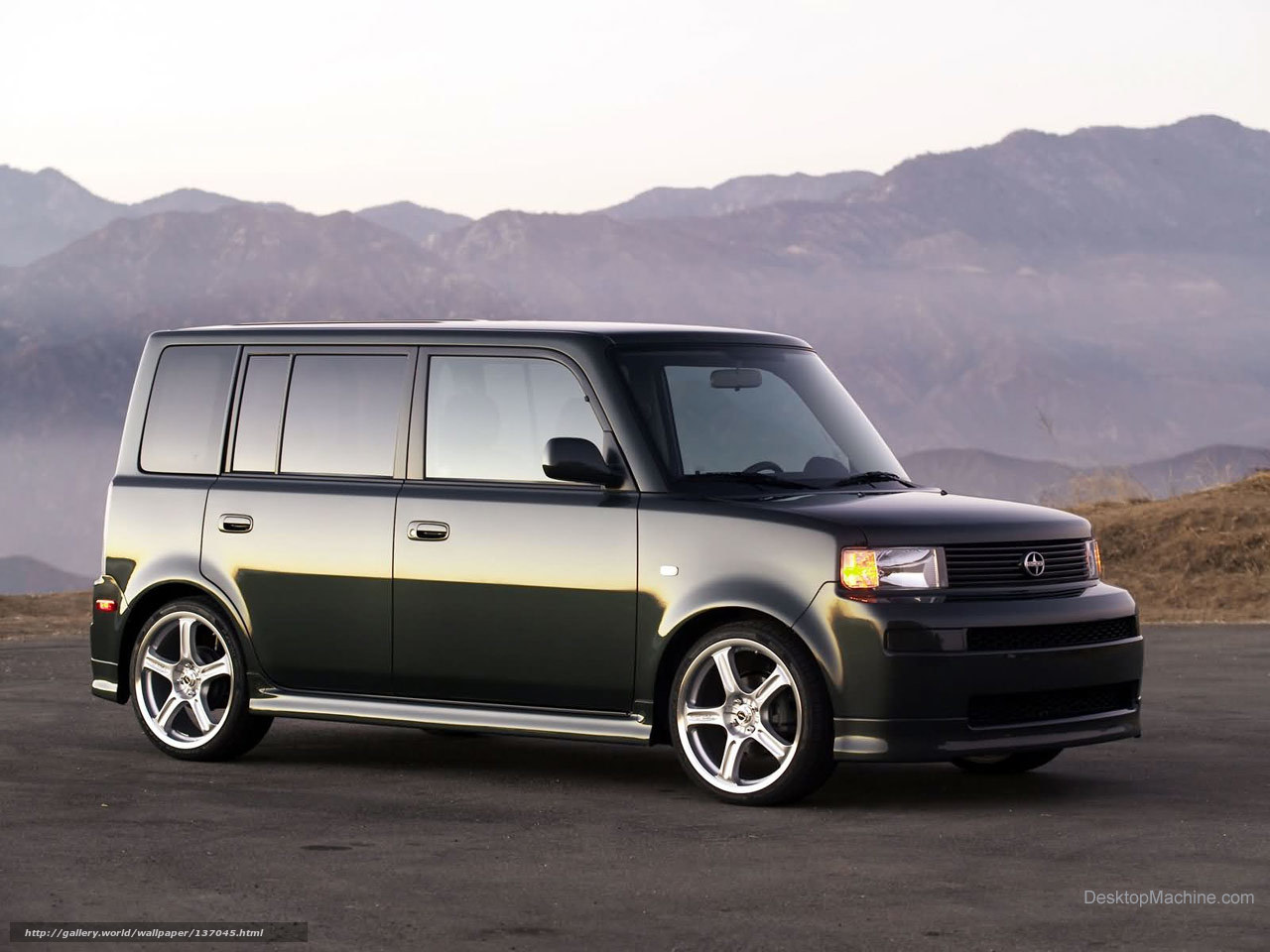 Download Wallpaper Scion, XB, Car, Machinery Free Desktop Wallpaper In The  Resolution 1280x960
