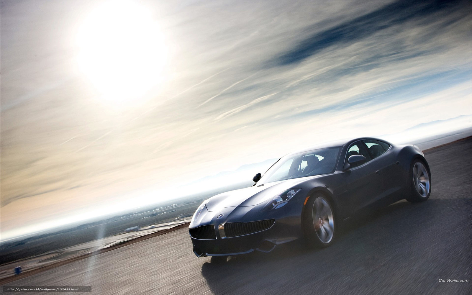 Download wallpaper Fisker,  Karma,  Car,  machinery free desktop wallpaper in the resolution 1920x1200 — picture №137455