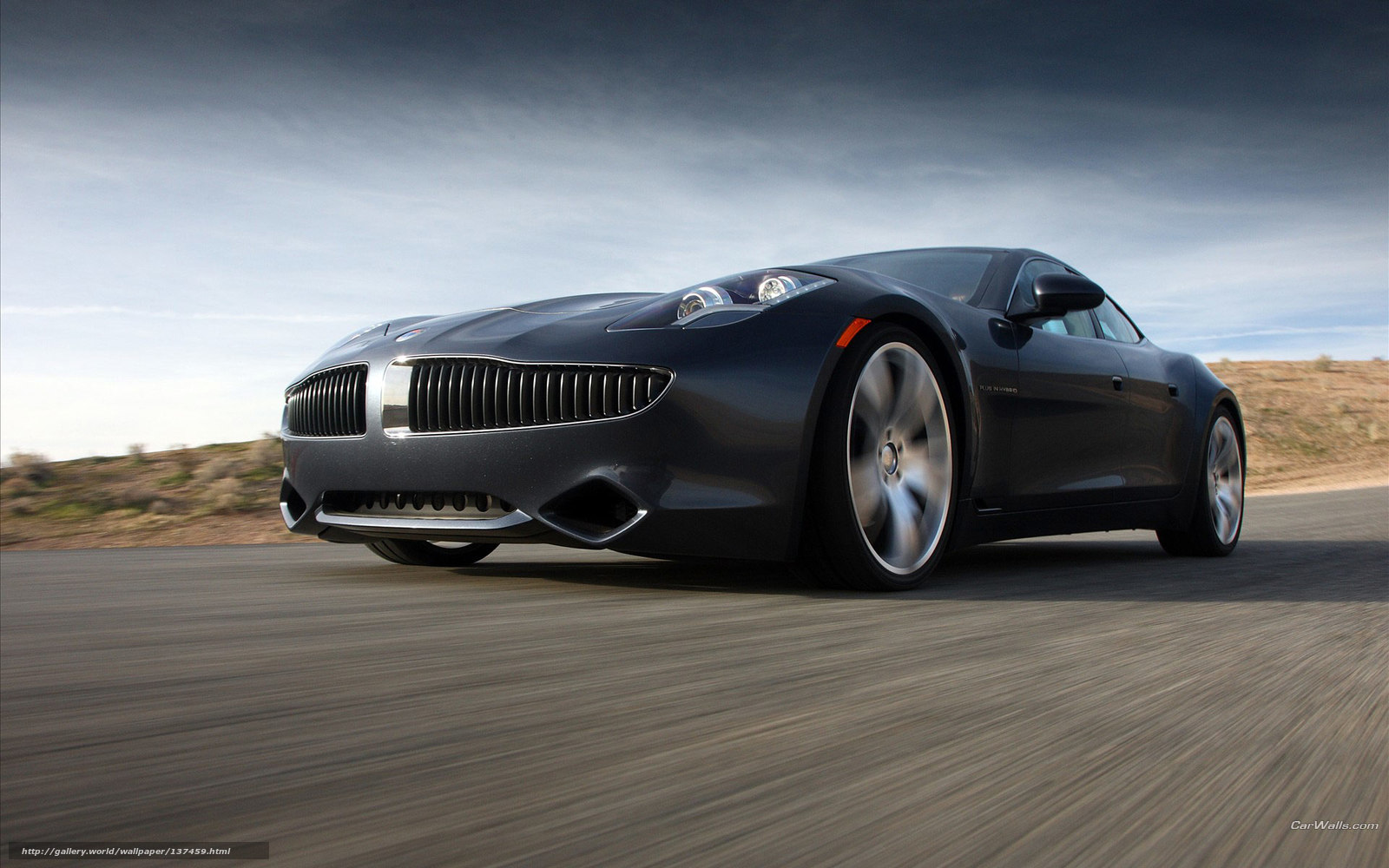 Download wallpaper Fisker,  Karma,  Car,  machinery free desktop wallpaper in the resolution 1920x1200 — picture №137459