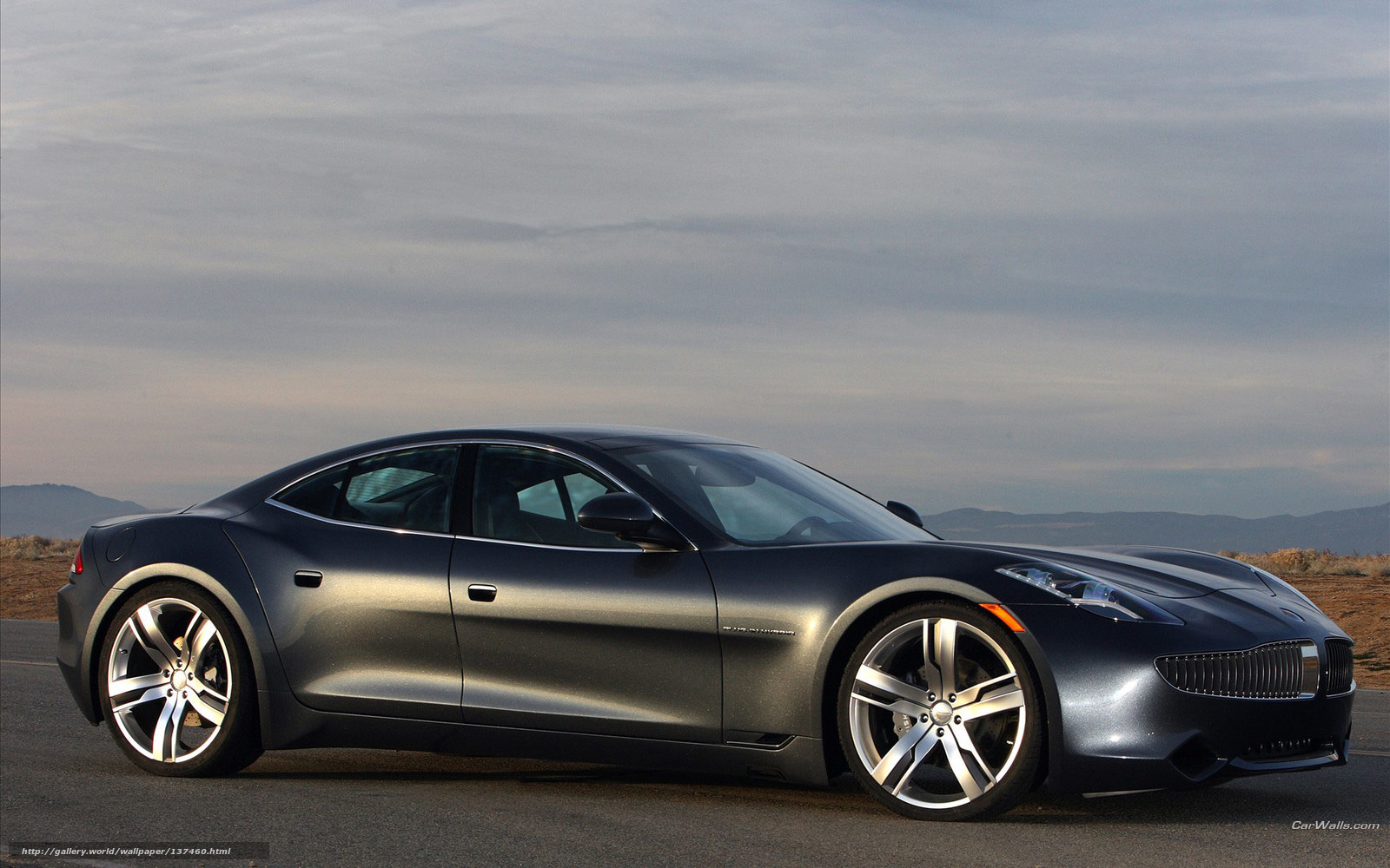 Download wallpaper Fisker,  Karma,  Car,  machinery free desktop wallpaper in the resolution 1920x1200 — picture №137460