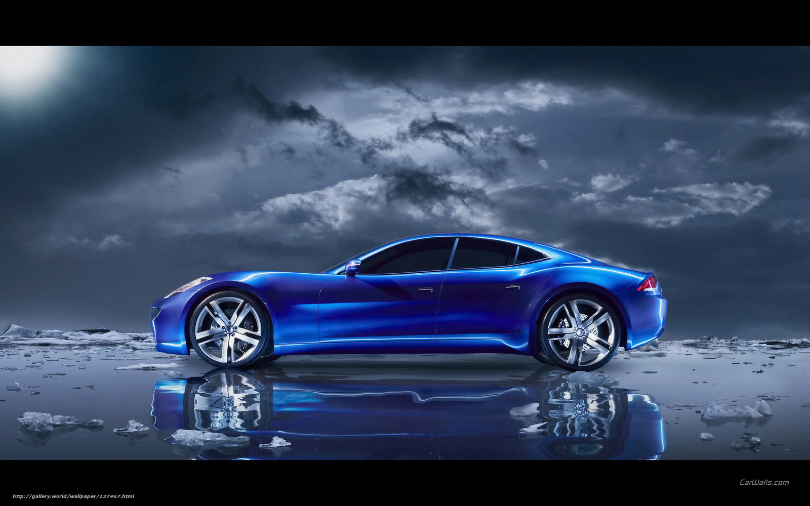 Download wallpaper Fisker,  Karma,  Car,  machinery free desktop wallpaper in the resolution 1920x1200 — picture №137467
