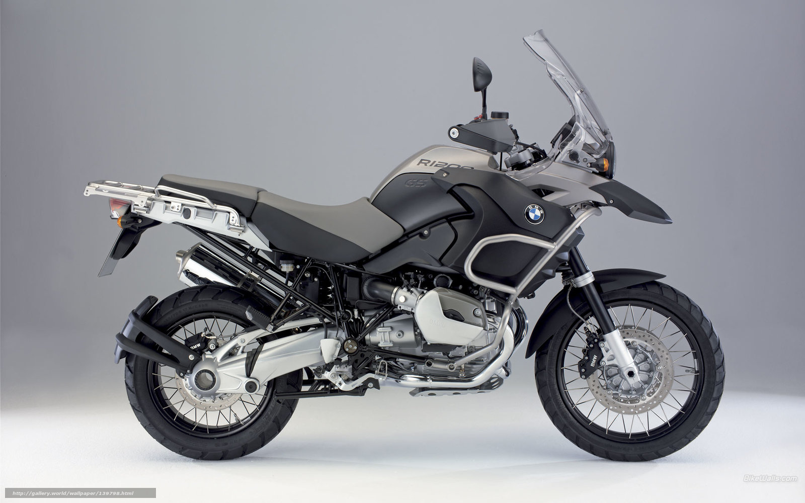 Tlcharger Fond D Ecran Bmw Enduro Funduro R 1200 Gs