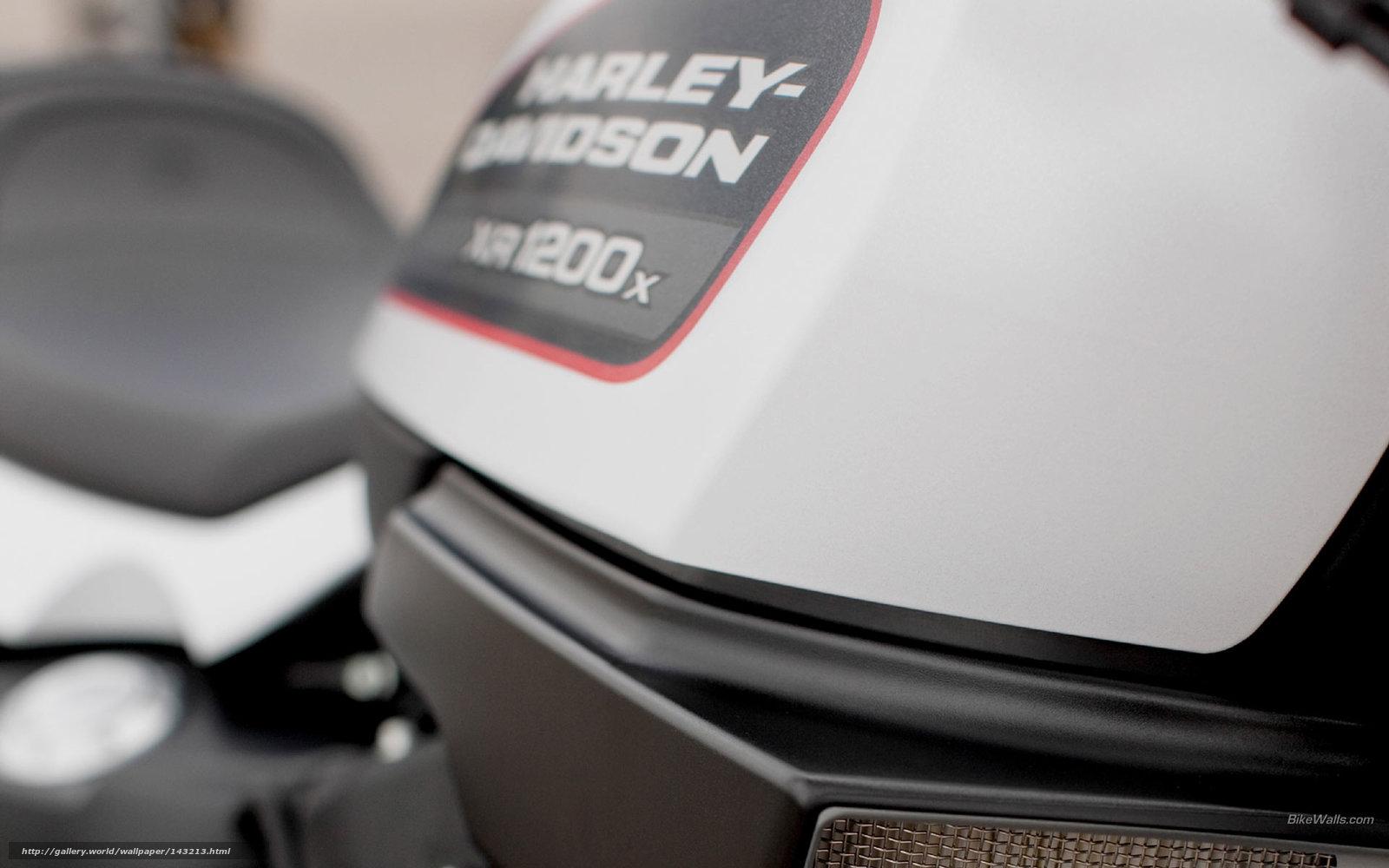 Скачать обои Harley-Davidson,  Sportster,  XR1200X,  XR1200X 2011 бесплатно для рабочего стола в разрешении 1920x1200 — картинка №143213