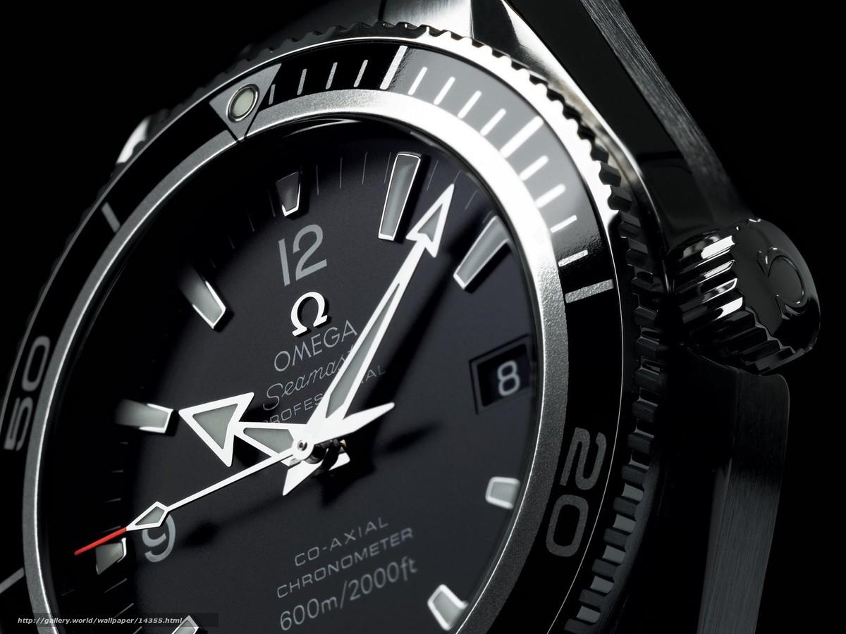 Скачать обои часы,  стрелки,  циферблат,  черно-белая бесплатно для рабочего стола в разрешении 1600x1200 — картинка №14355