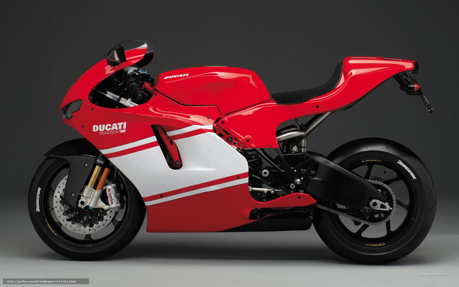 Скачать обои Ducati,  Superbike,  Desmosedici RR,  Desmosedici RR 2006 бесплатно для рабочего стола в разрешении 1920x1200 — картинка №144761