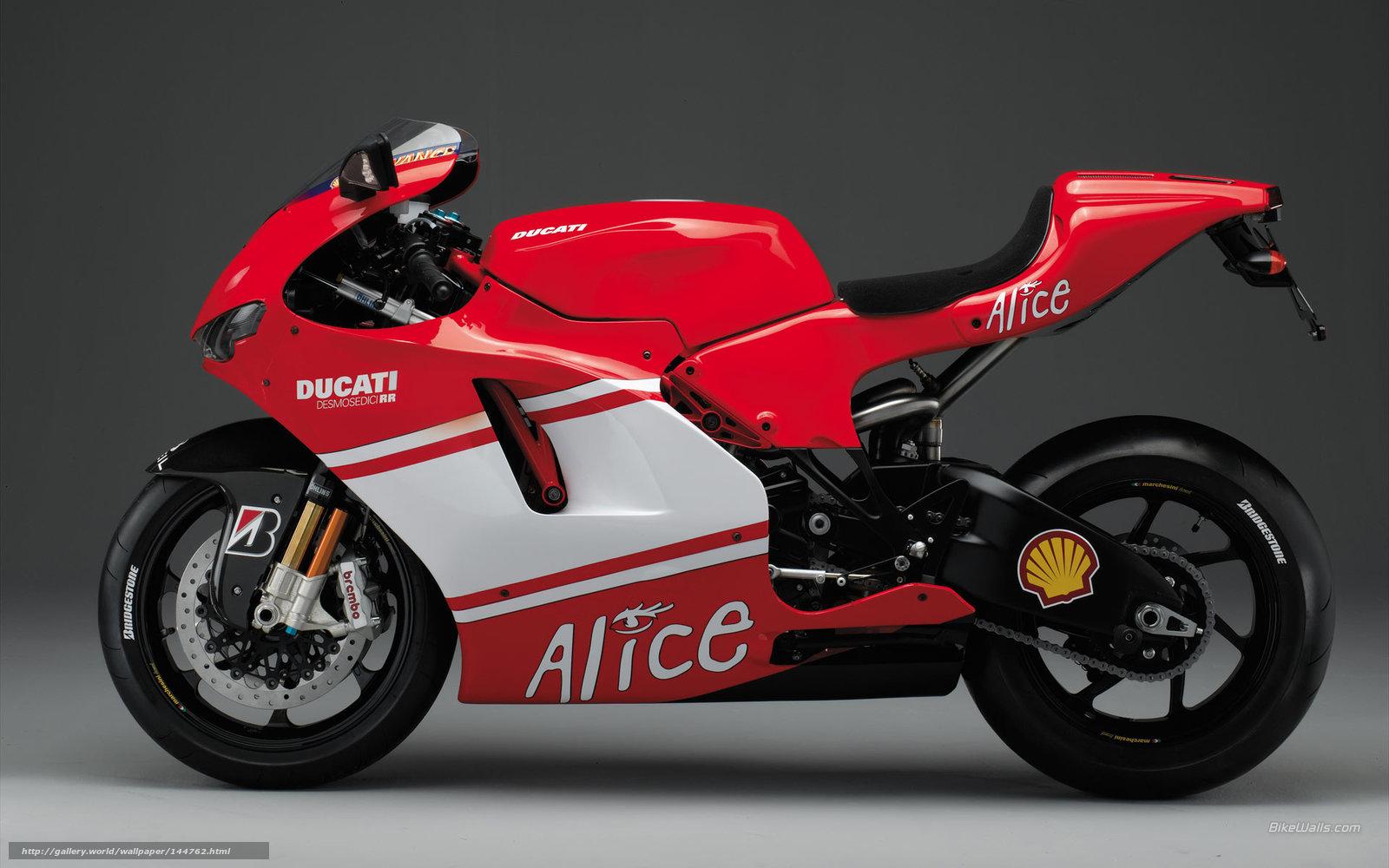 Скачать обои Ducati,  Superbike,  Desmosedici RR,  Desmosedici RR 2006 бесплатно для рабочего стола в разрешении 1920x1200 — картинка №144762