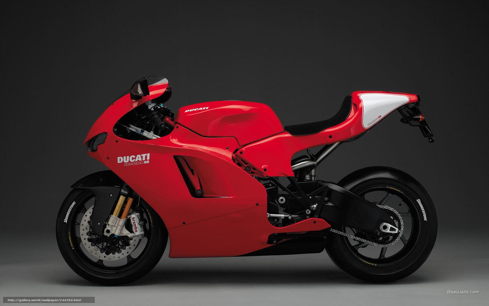 Скачать обои Ducati,  Superbike,  Desmosedici RR,  Desmosedici RR 2006 бесплатно для рабочего стола в разрешении 1920x1200 — картинка №144763
