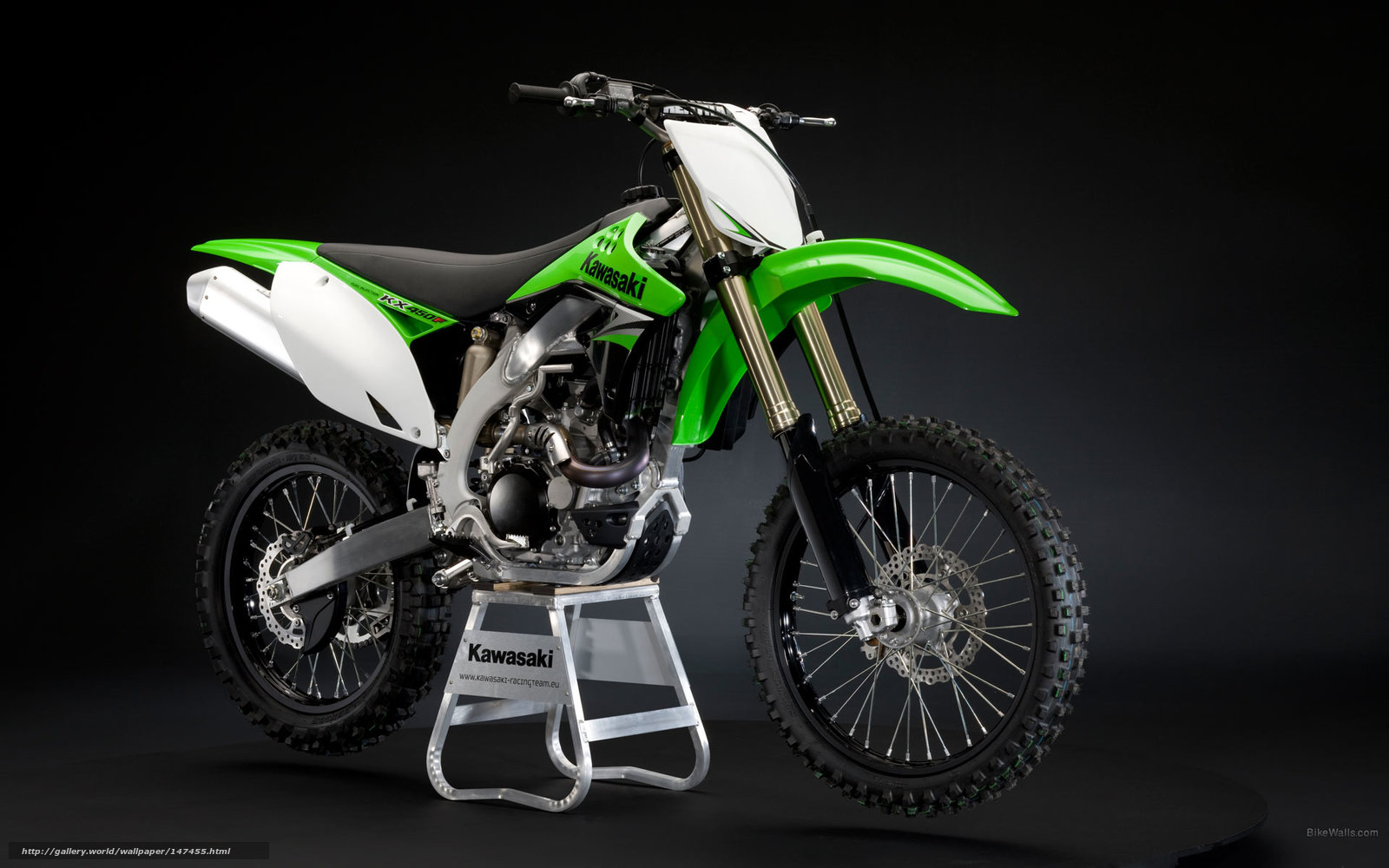 Tlcharger Fond D Ecran Kawasaki Motocross Kx450f Kx450f