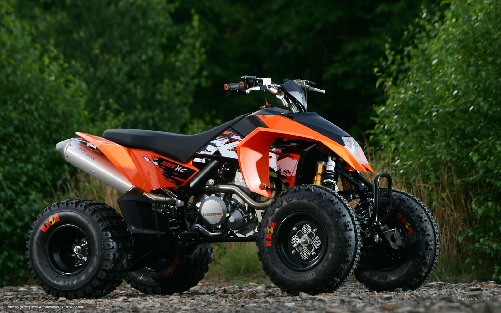 download wallpaper ktm atv 525 xc atv 525 xc atv 2008 free desktop wallpaper in the. Black Bedroom Furniture Sets. Home Design Ideas