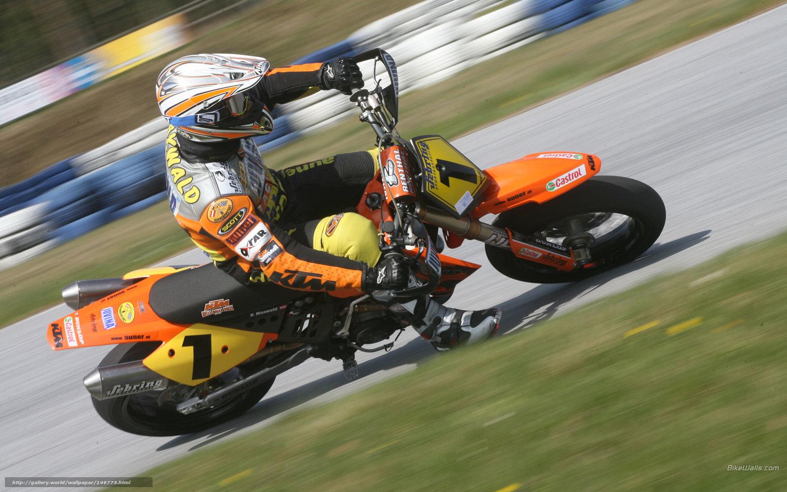 KTM Team Supermoto, Desktop wallpapers #39087