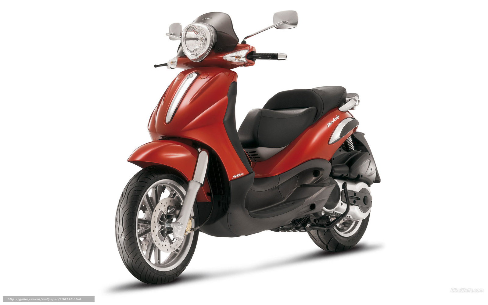 Download Wallpaper Piaggio, Beverly, Beverly 500ie