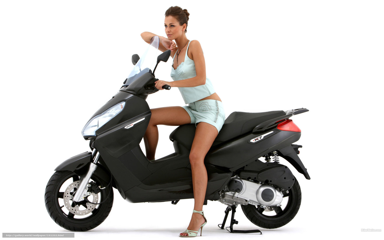 download wallpaper piaggio, x7, x7 300, x7 300 2010 free desktop