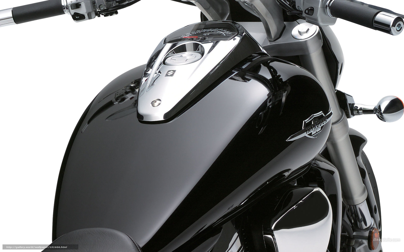 Descargar Gratis Suzuki Costumbre Intruder M1800r