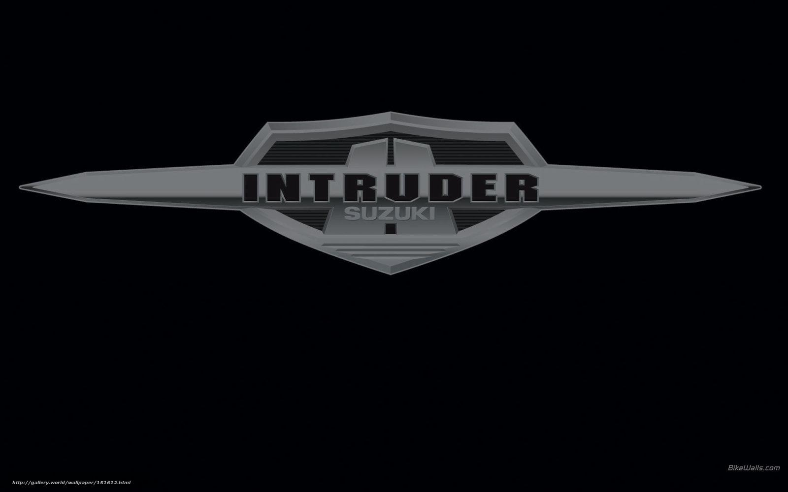 Download Wallpaper Suzuki Custom Intruder M1800r Intruder