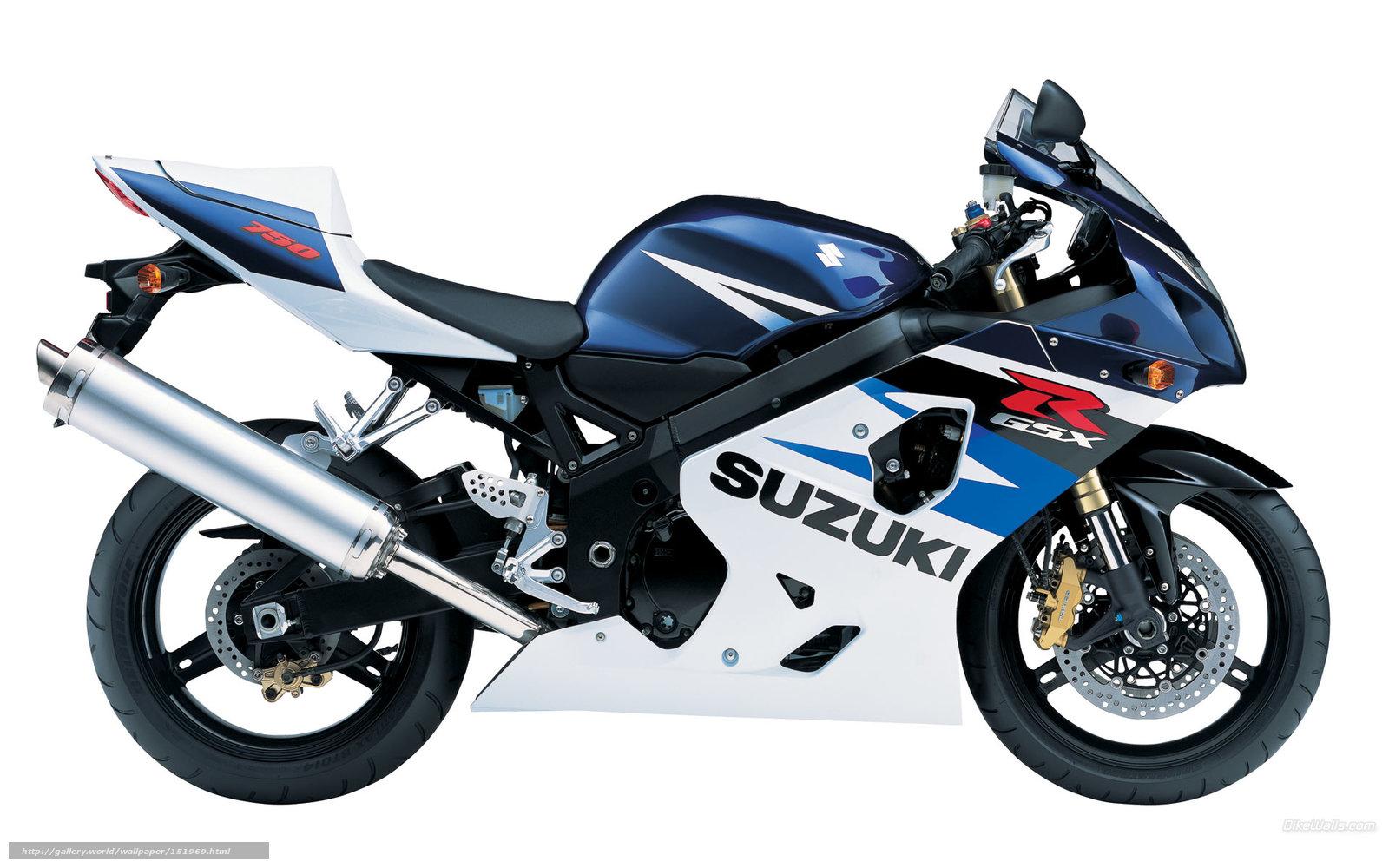 suzuki supersport gsx r750 - photo #7