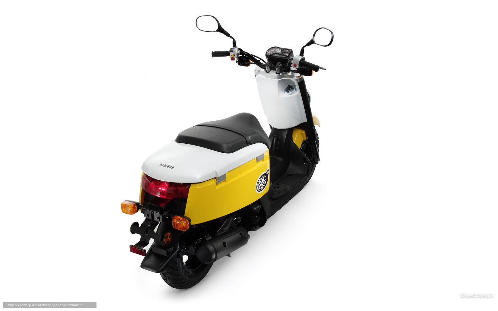 Скачать обои Yamaha,  Scooter,  Giggle,  Giggle 2008 бесплатно для рабочего стола в разрешении 1920x1200 — картинка №153878