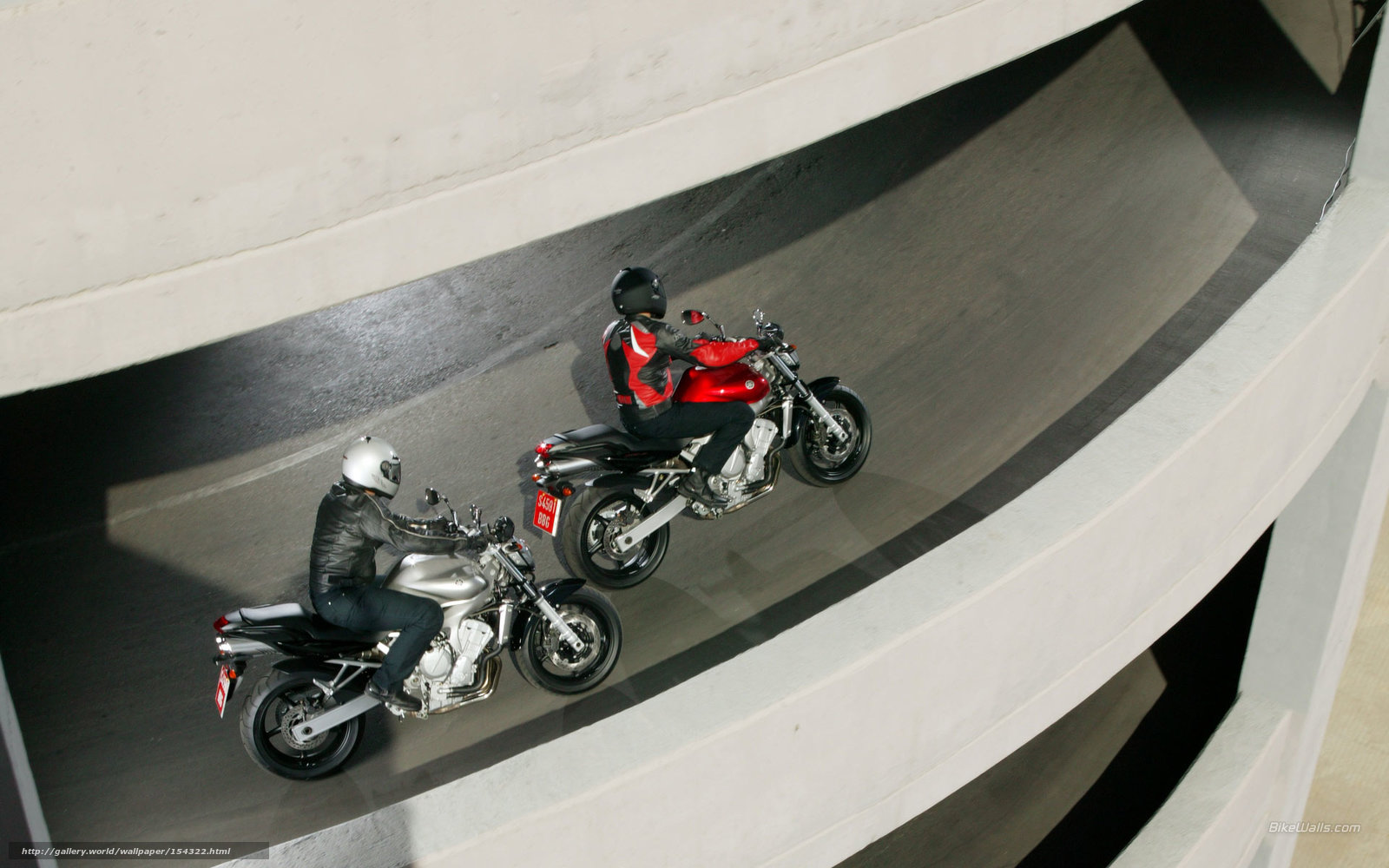 Скачать обои Yamaha,  Sport Roadster,  мото,  мотоциклы бесплатно для рабочего стола в разрешении 1920x1200 — картинка №154322