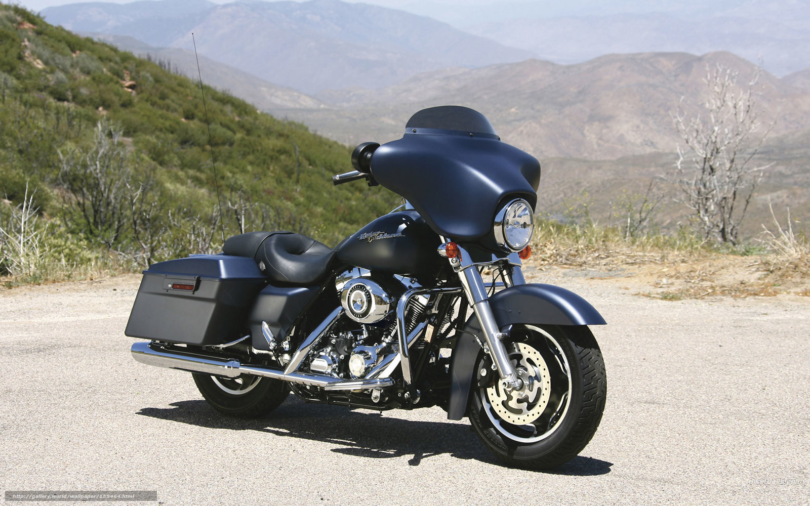 Harley Davidson Touring Street Glide Sons Of Anarchy