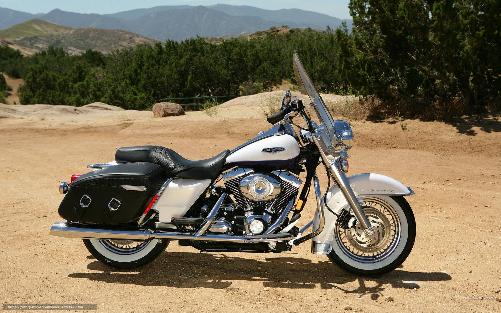 Descargar Gratis Harley Davidson Turismo Road King