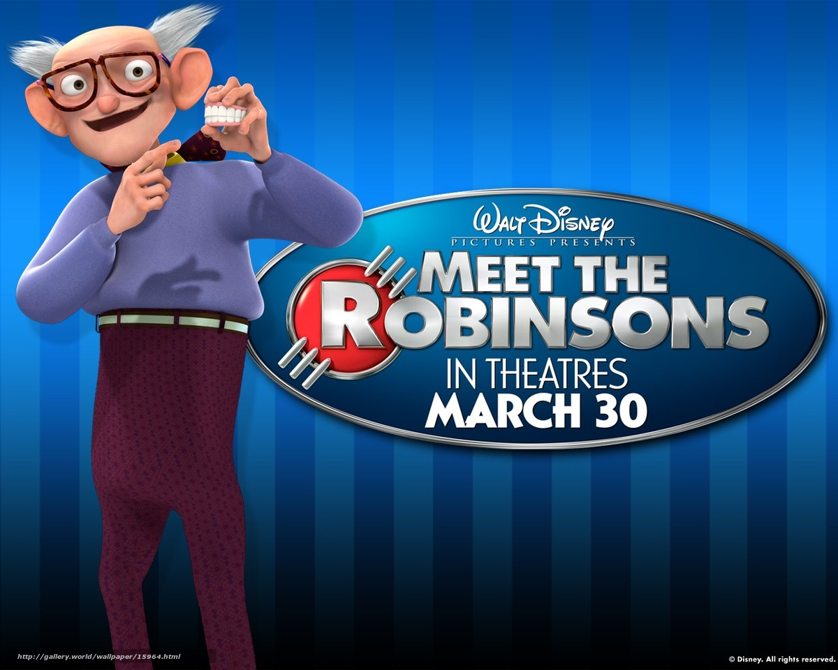 meet the robinsons free