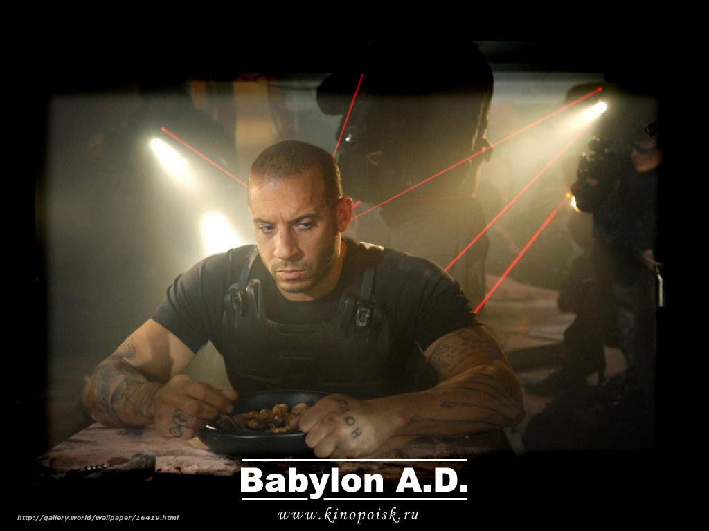 DVDRIP TÉLÉCHARGER BABYLON AD