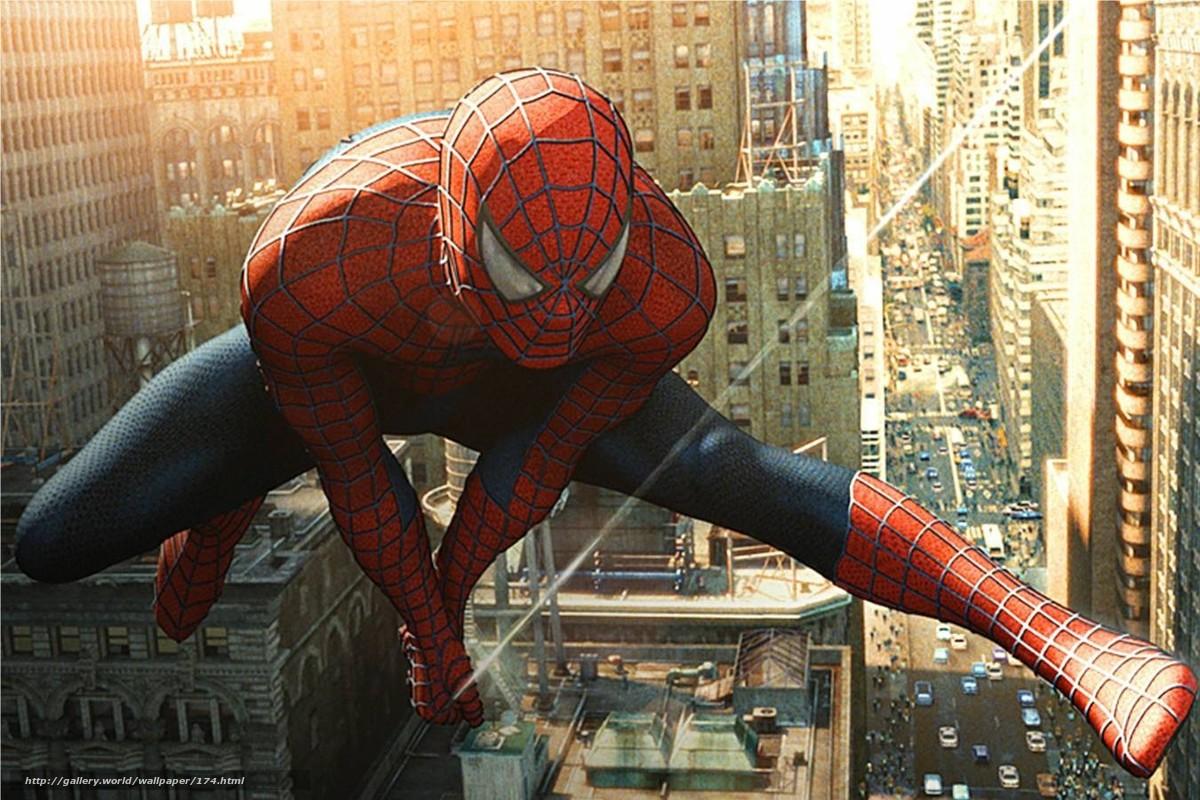 tlcharger fond d 39 ecran spiderman film sauter spiderman. Black Bedroom Furniture Sets. Home Design Ideas
