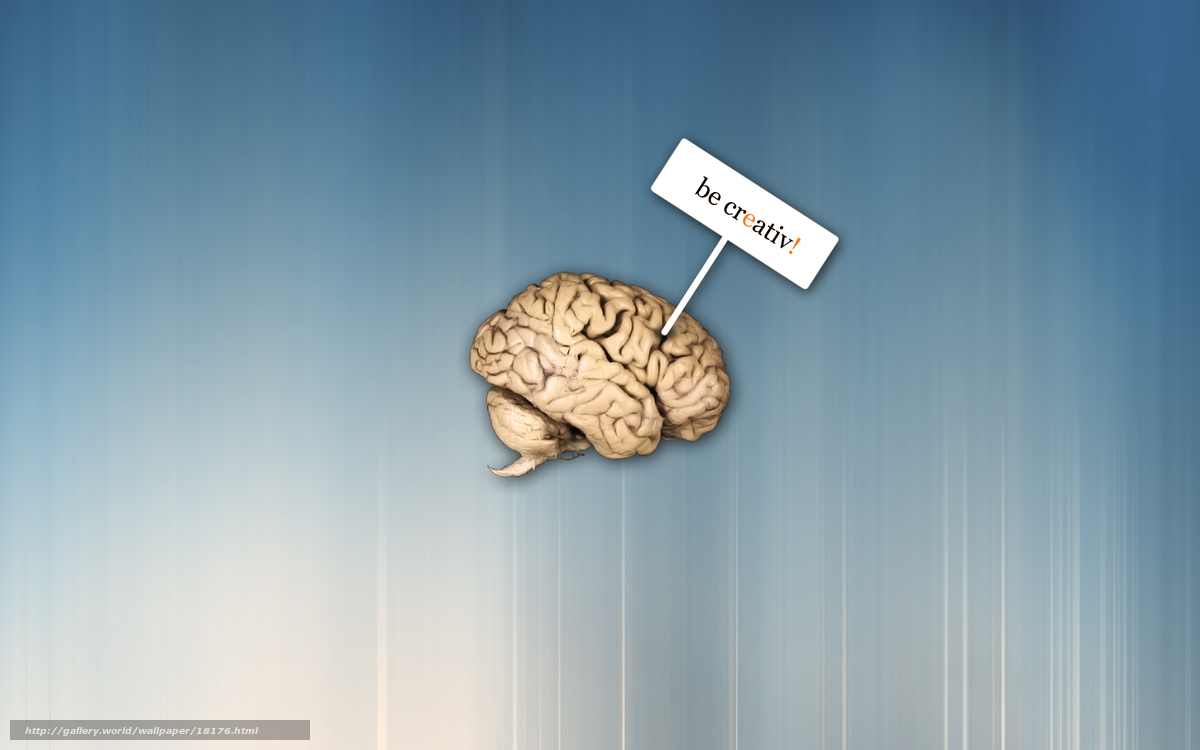 brain wallpaper download
