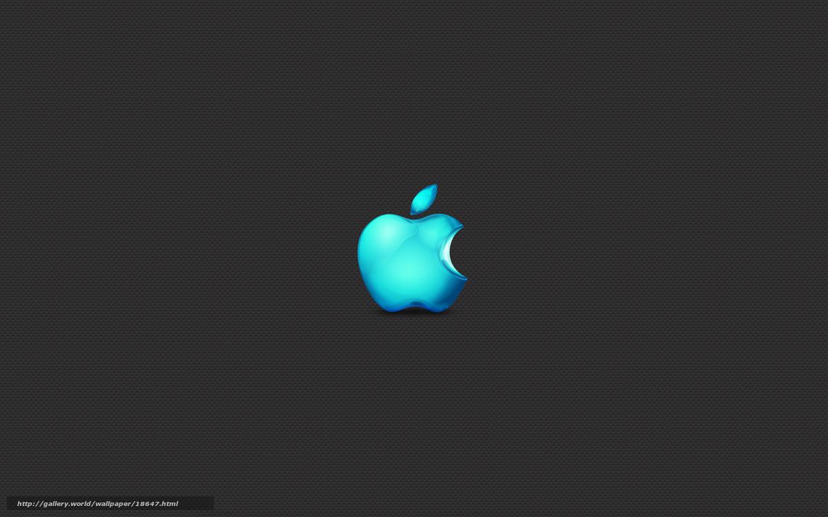 Tlcharger fond d 39 ecran nom de marque gris pomme for Fond ecran marque