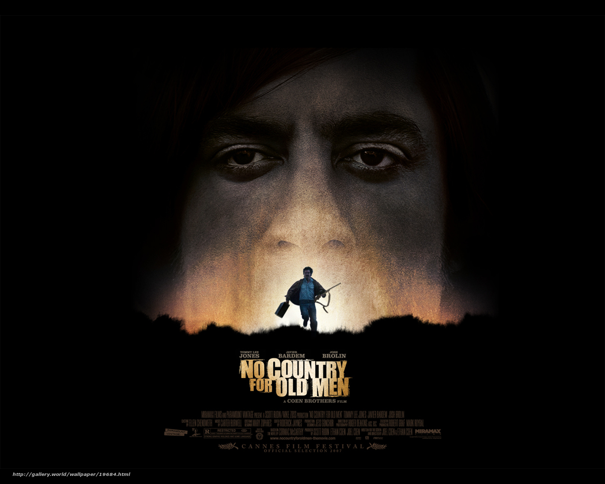 no country for old men movie Coen bros: no country for old men part 2 i repeat: this movie is quite excellent and i strongly recommend it what's more, i strongly recommend you see it before reading the rest of this entry, where much will be spoiled.
