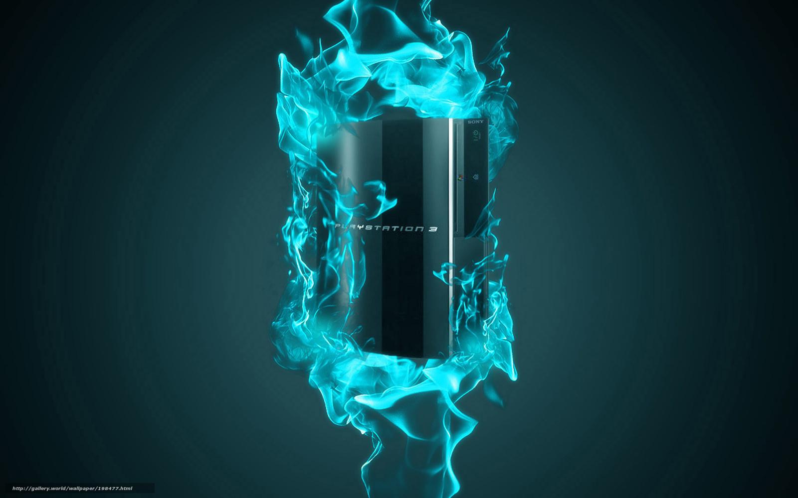 Descargar gratis fuego,  Playstation 3 Fondos de escritorio en la resolucin 1680x1050 — imagen №198477