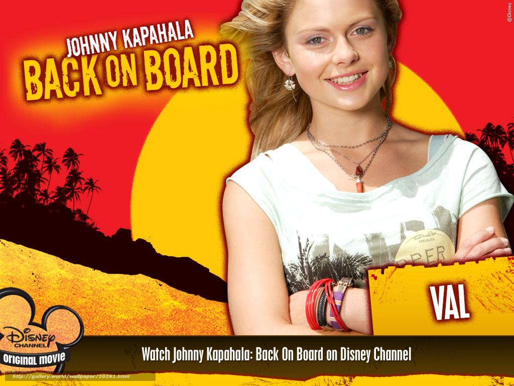johnny kapahala back on board film