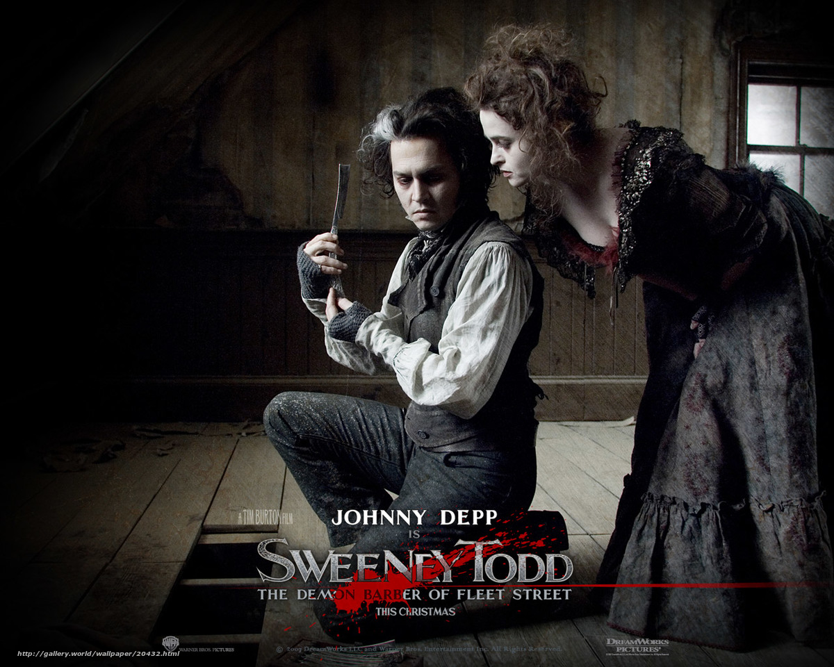filme sweeney todd o barbeiro demonaco da rua fleet