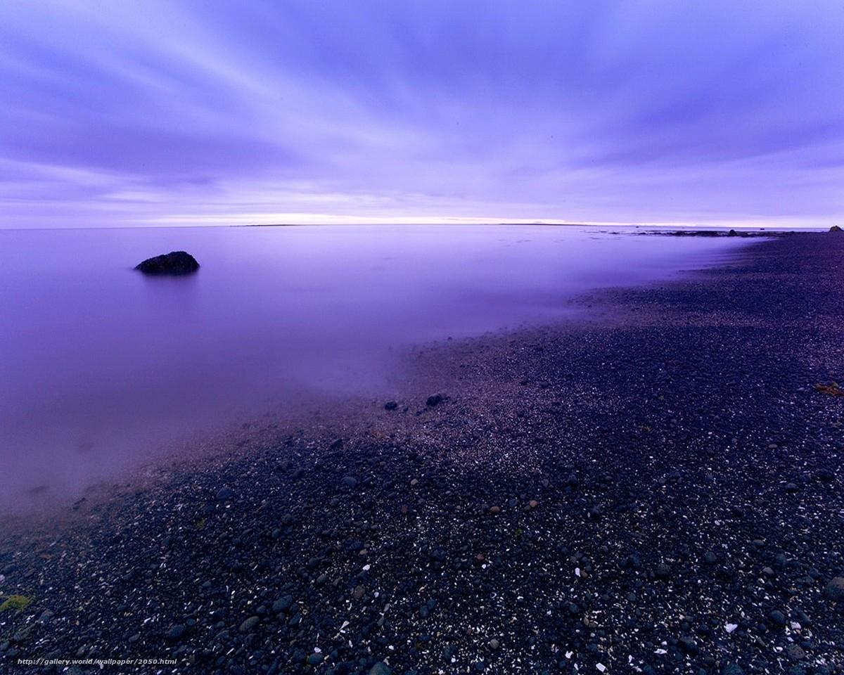 Скачать обои камни,  галька,  вода,  берег бесплатно для рабочего стола в разрешении 1280x1024 — картинка №2050