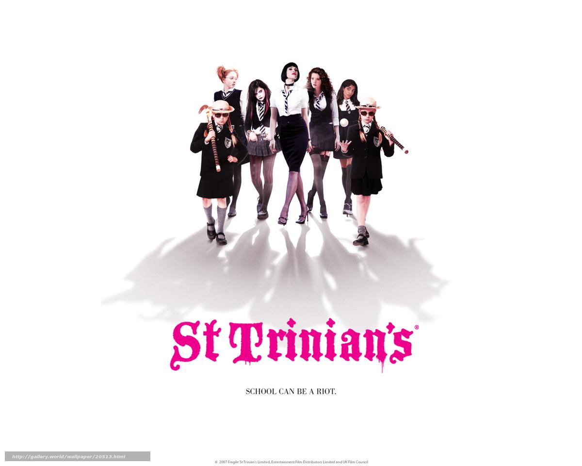 Скачать обои Одноклассницы,  St. Trinian's,  фильм,  кино бесплатно для рабочего стола в разрешении 1280x1024 — картинка №20513