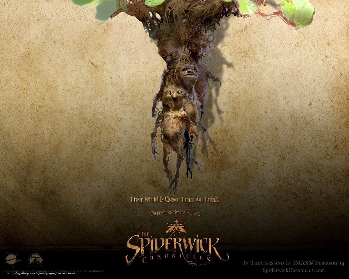 Spiderwich the movie