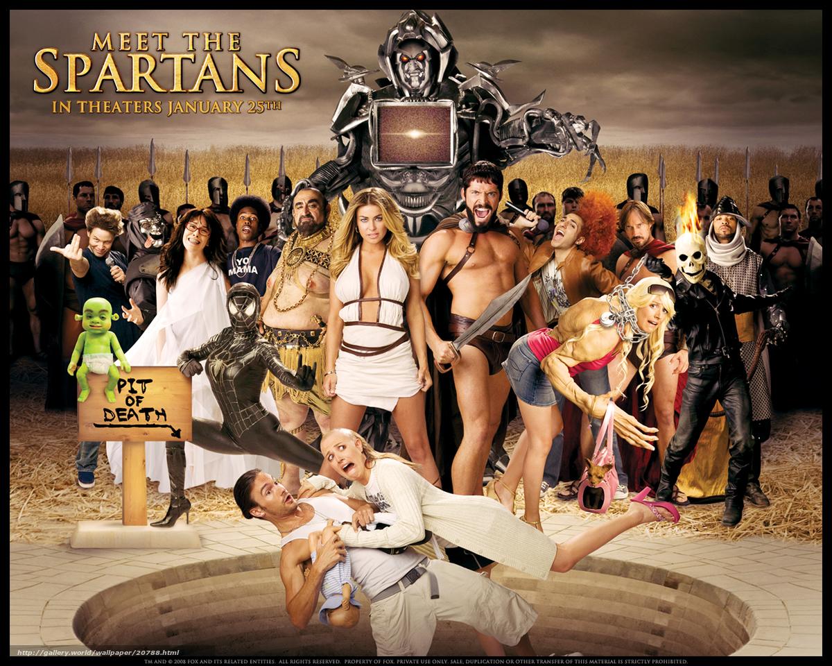 знакомство с спартанцами downloads