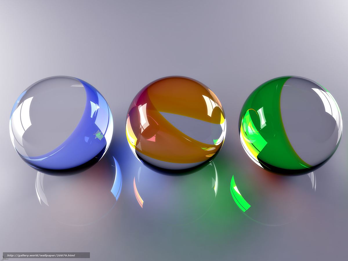 壁紙をダウンロード ボール ビー玉 デスクトップの解像度のための無料壁紙 1600x10 絵 879