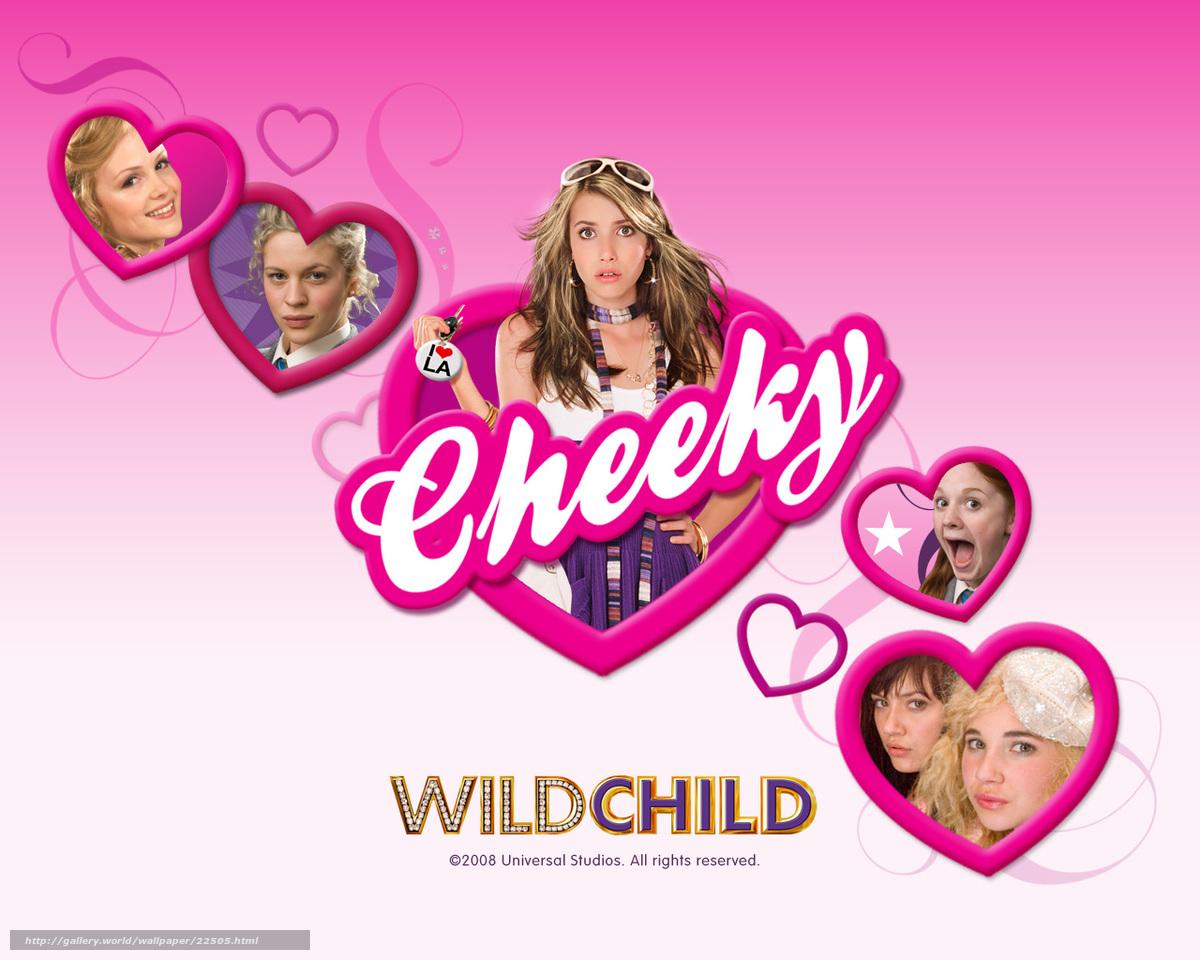 Скачать обои Оторва,  Wild Child,  фильм,  кино бесплатно для рабочего стола в разрешении 1280x1024 — картинка №22505