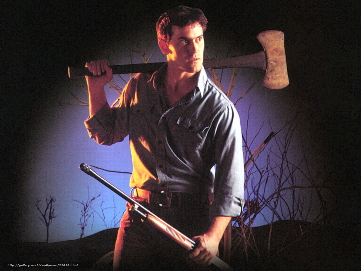 Download Wallpaper The Evil Dead Film Movies Free Desktop In Resolution 1600x1200 Picture No22828