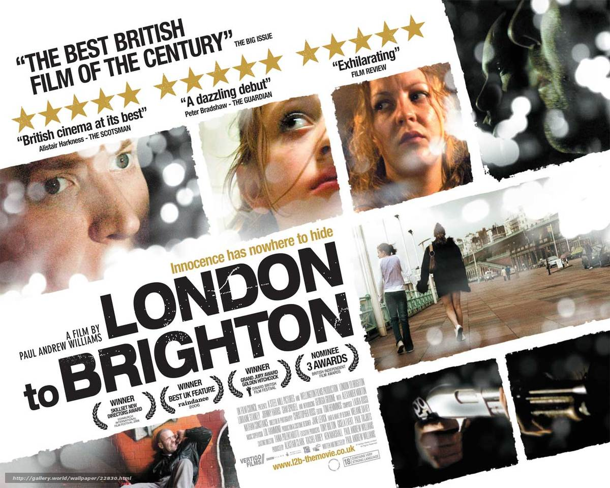 Download wallpaper Из Лондона в Брайтон,  London to Brighton,  film,  movies free desktop wallpaper in the resolution 1280x1024 — picture №22830